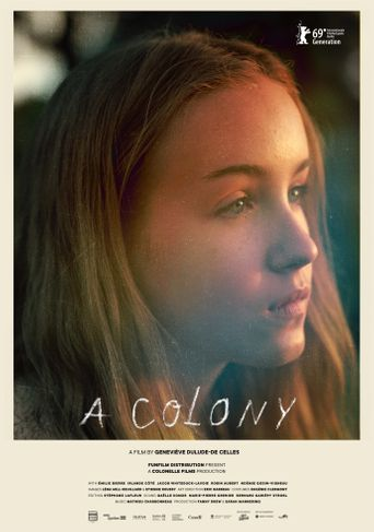 A Colony Poster