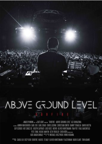 Above Ground Level: Dubfire Poster