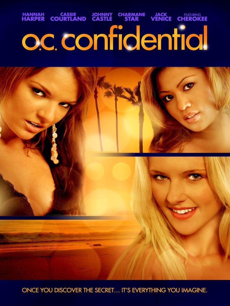 OC Confidential Poster