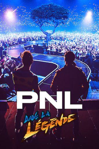 PNL - Dans la légende tour Poster