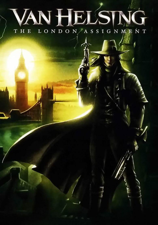 Van Helsing: The London Assignment Poster