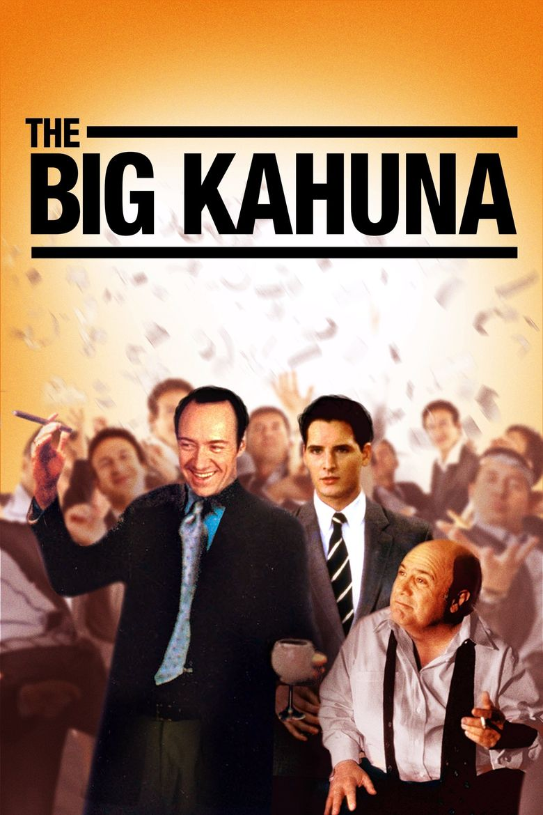 The Big Kahuna Poster