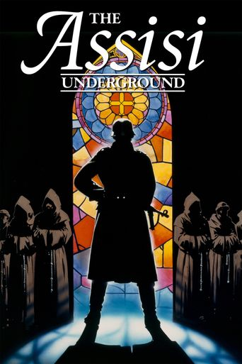 The Assisi Underground Poster