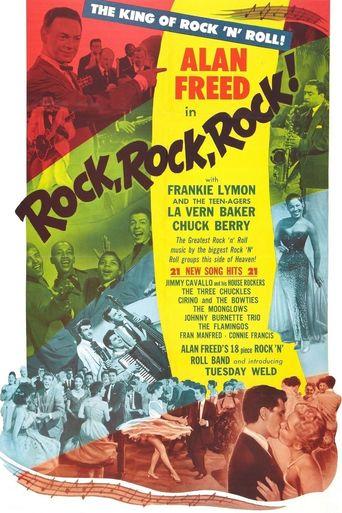 Rock Rock Rock! Poster