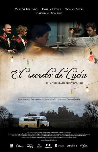 El secreto de Lucía Poster