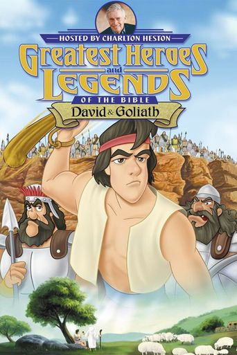 Greatest Heroes and Legends of The Bible: David and Goliath Poster