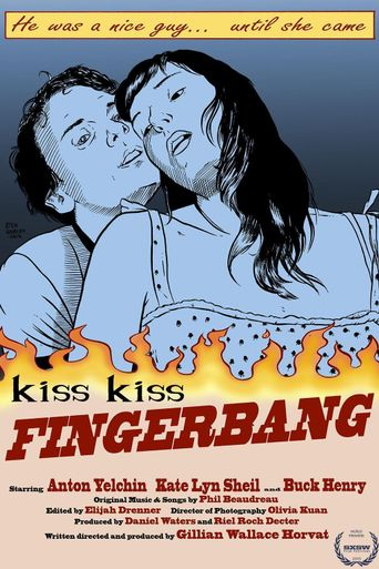 Kiss Kiss Fingerbang Poster