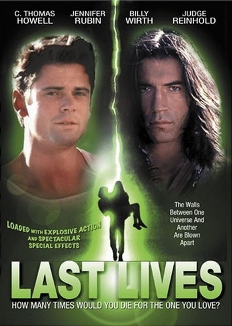 Last Lives Poster