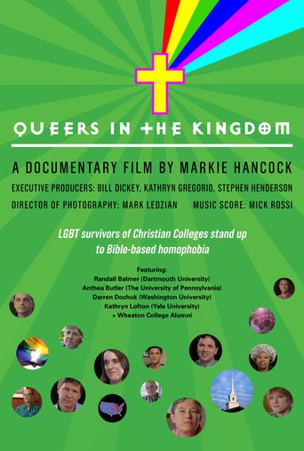 Queers in the Kingdom: Let Your Light Shine Poster
