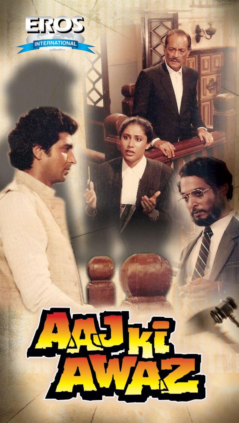 Aaj Ki Awaz Poster