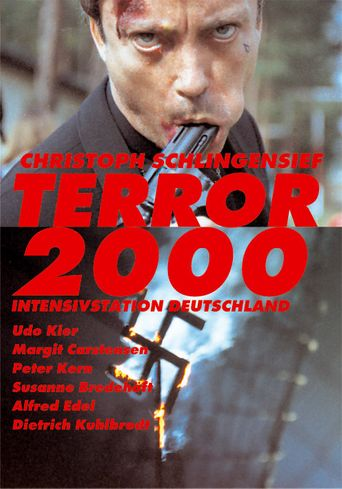 Terror 2000 Poster