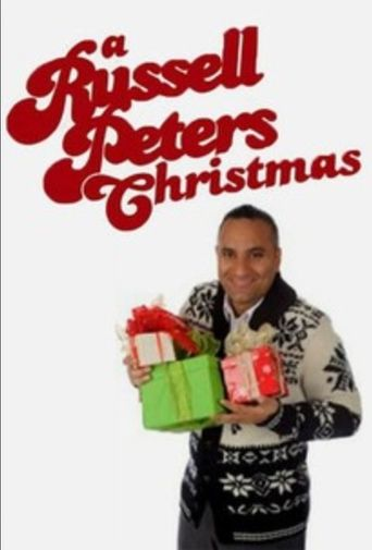 A Russell Peters Christmas Special Poster