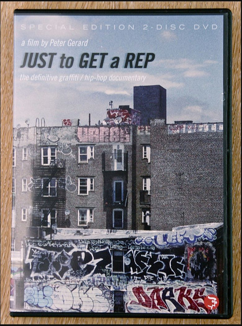 Just to Get a Rep Poster