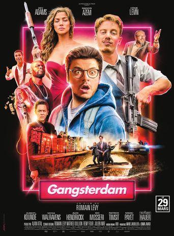 Gangsterdam Poster