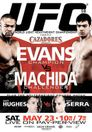 Watch UFC 98: Evans vs. Machida