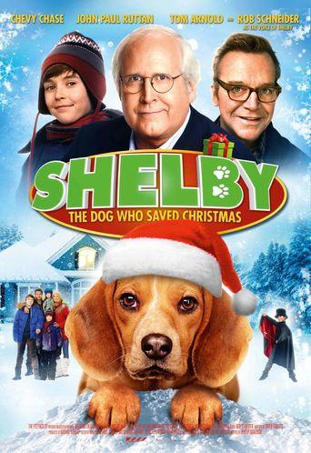 Shelby: The Dog Who Saved Christmas Poster