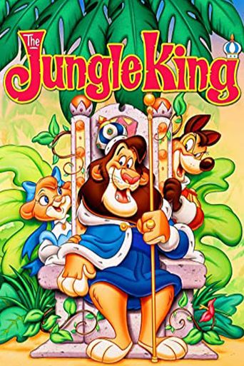 The Jungle King Poster
