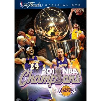 2010 NBA Champions: Los Angeles Lakers Poster