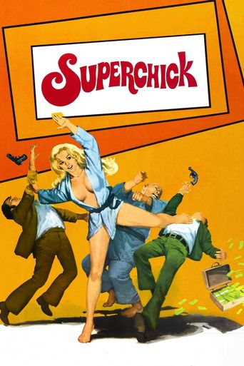 Superchick Poster