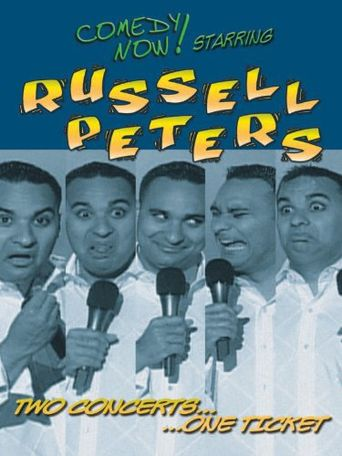 Watch Russell Peters: 2 concerts, 1 ticket