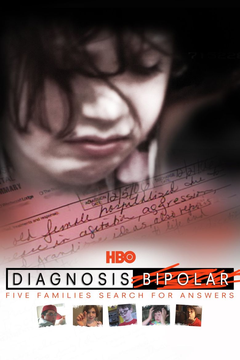 Diagnosis Bipolar: Five Families Search for Answers Poster