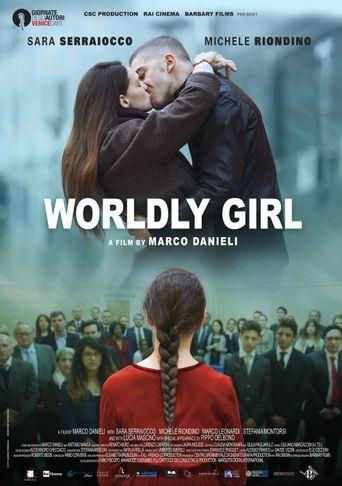 Worldly Girl Poster