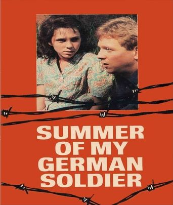 Summer of My German Soldier Poster