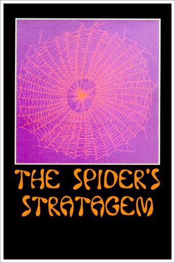 The Spider's Stratagem Poster