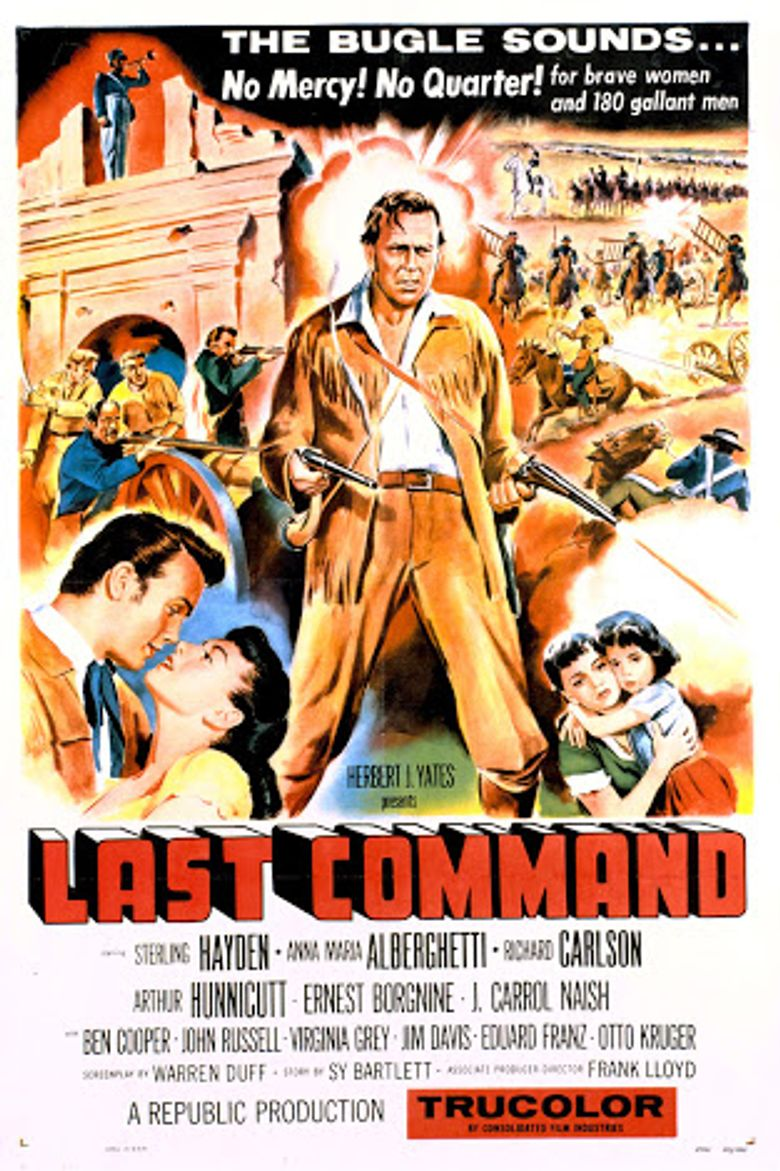 The Last Command Poster