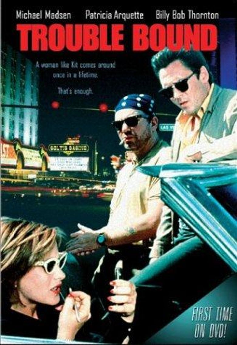 Trouble Bound Poster
