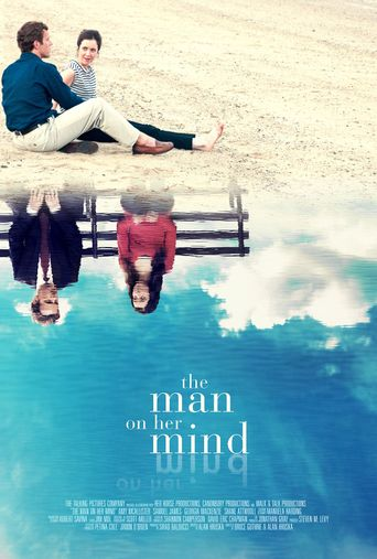 The Man On Her Mind Poster
