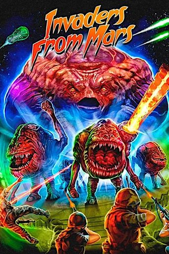 Watch Invaders from Mars