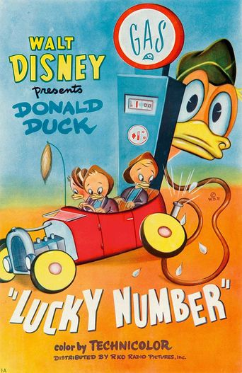 Lucky Number Poster