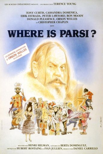 Where Is Parsifal? Poster