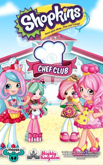 Shopkins Chef Club Poster