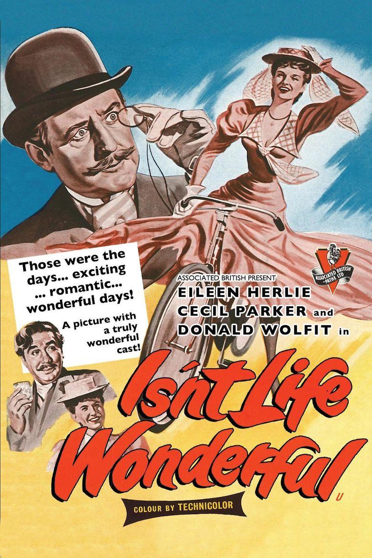 Isn't Life Wonderful! Poster