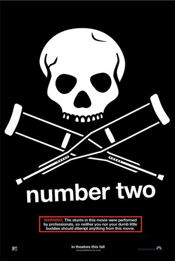 Jackass Number Two Poster