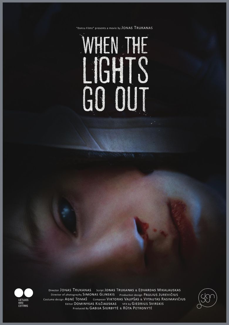 When the Lights Go Out Poster