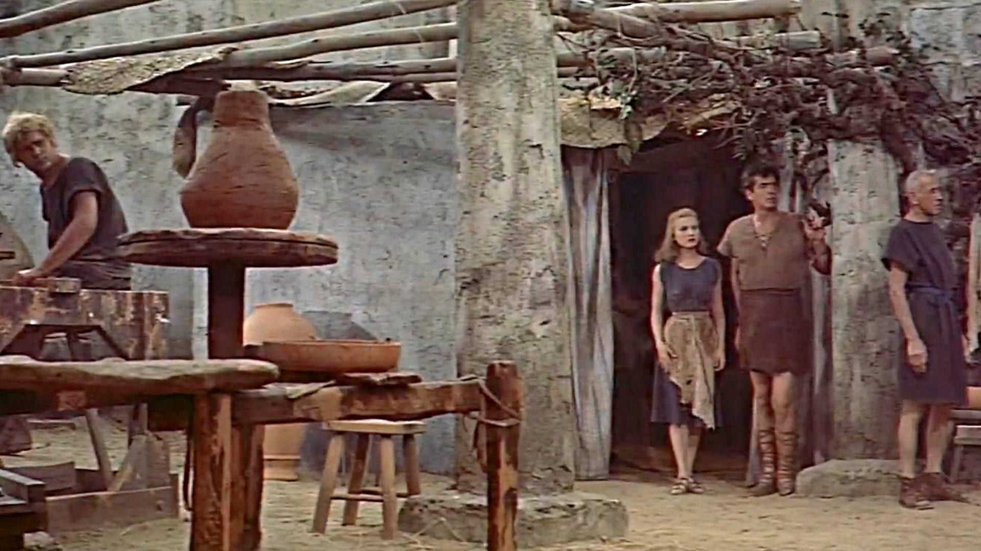 Amazons And Gladiators 2001 demetrius and the gladiators (1954) - where to watch it