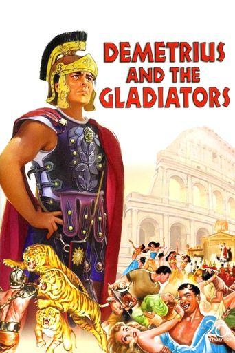 Demetrius and the Gladiators Poster