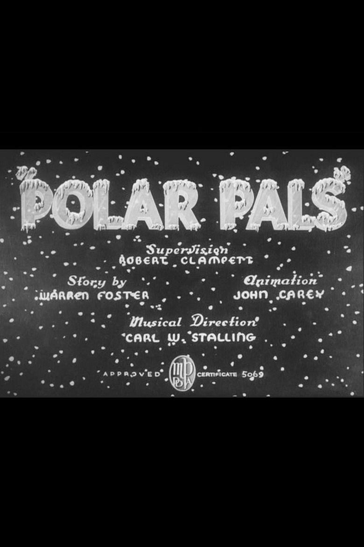 Polar Pals Poster