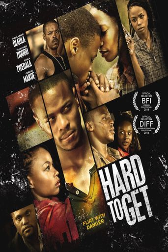 Hard to Get Poster