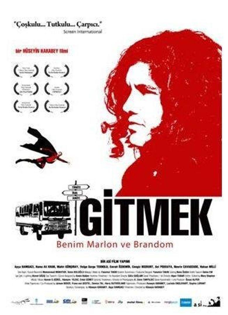 Gitmek: My Marlon and Brando Poster