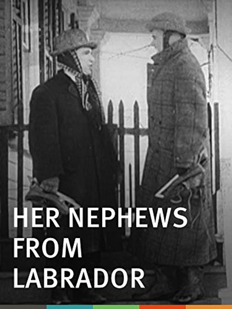 Her Nephews from Labrador Poster