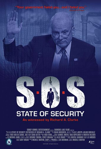 S.O.S.: State of Security Poster