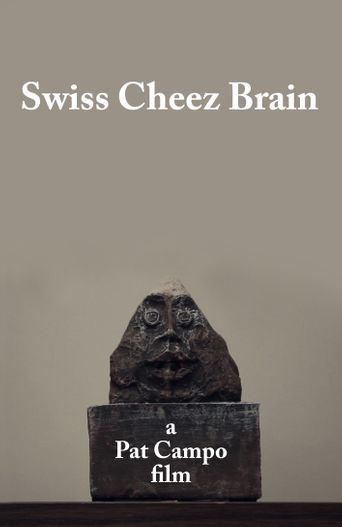 Swiss Cheez Brain Poster