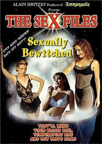 Sex Files: Sexually Bewitched Poster
