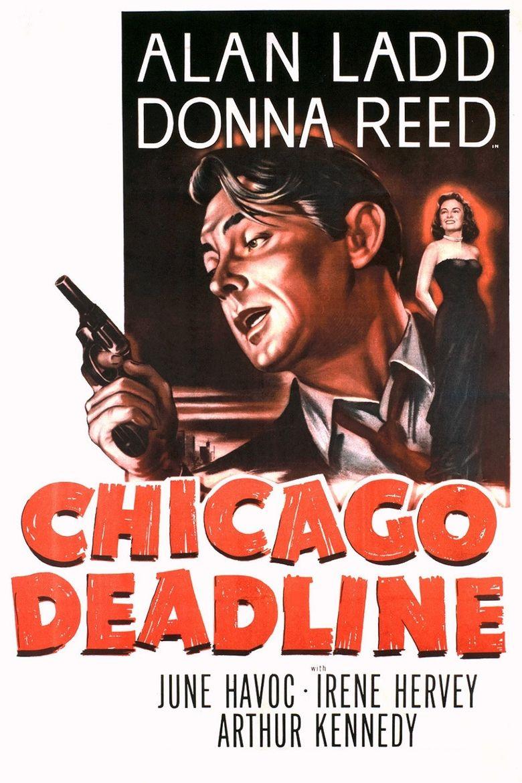 Chicago Deadline Poster