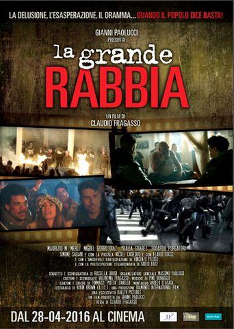 La grande Rabbia Poster
