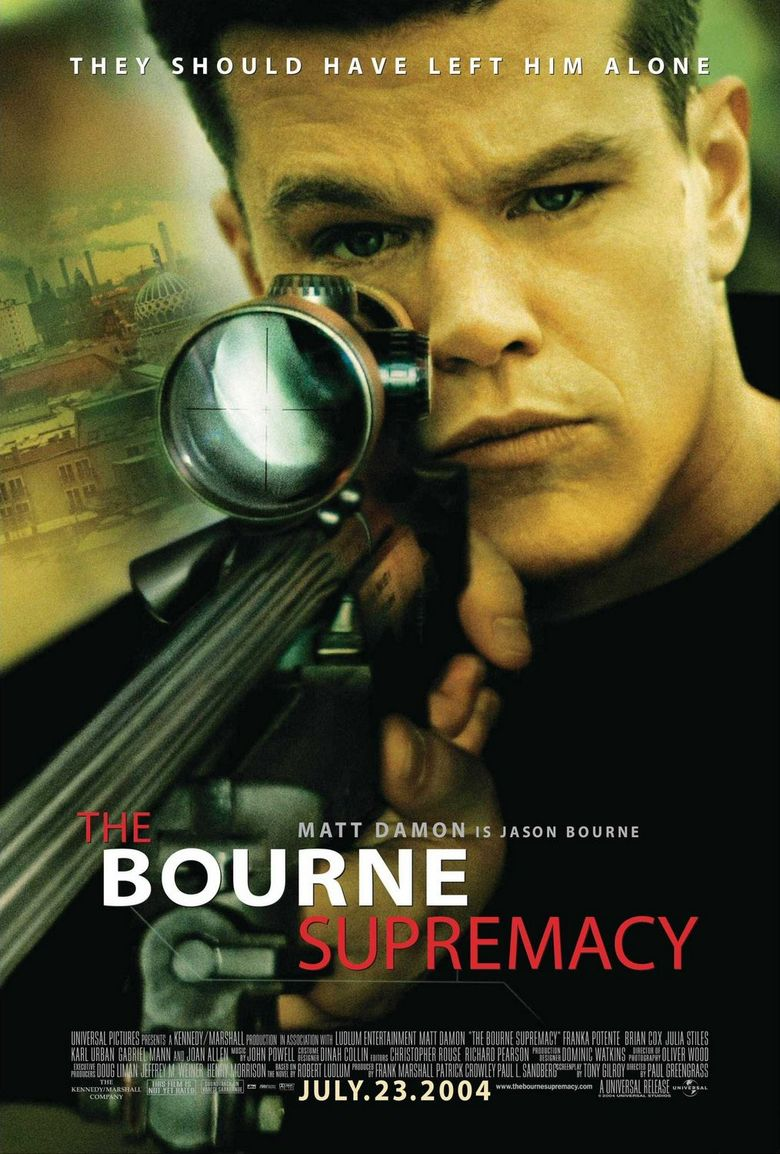 Watch The Bourne Supremacy